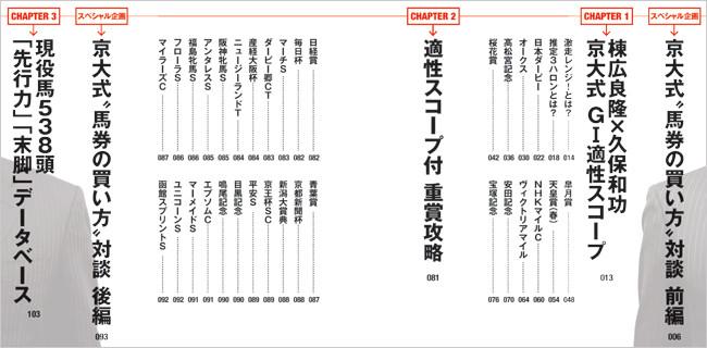 目次/棟広良隆×久保和功 京大式で大儲けする本
